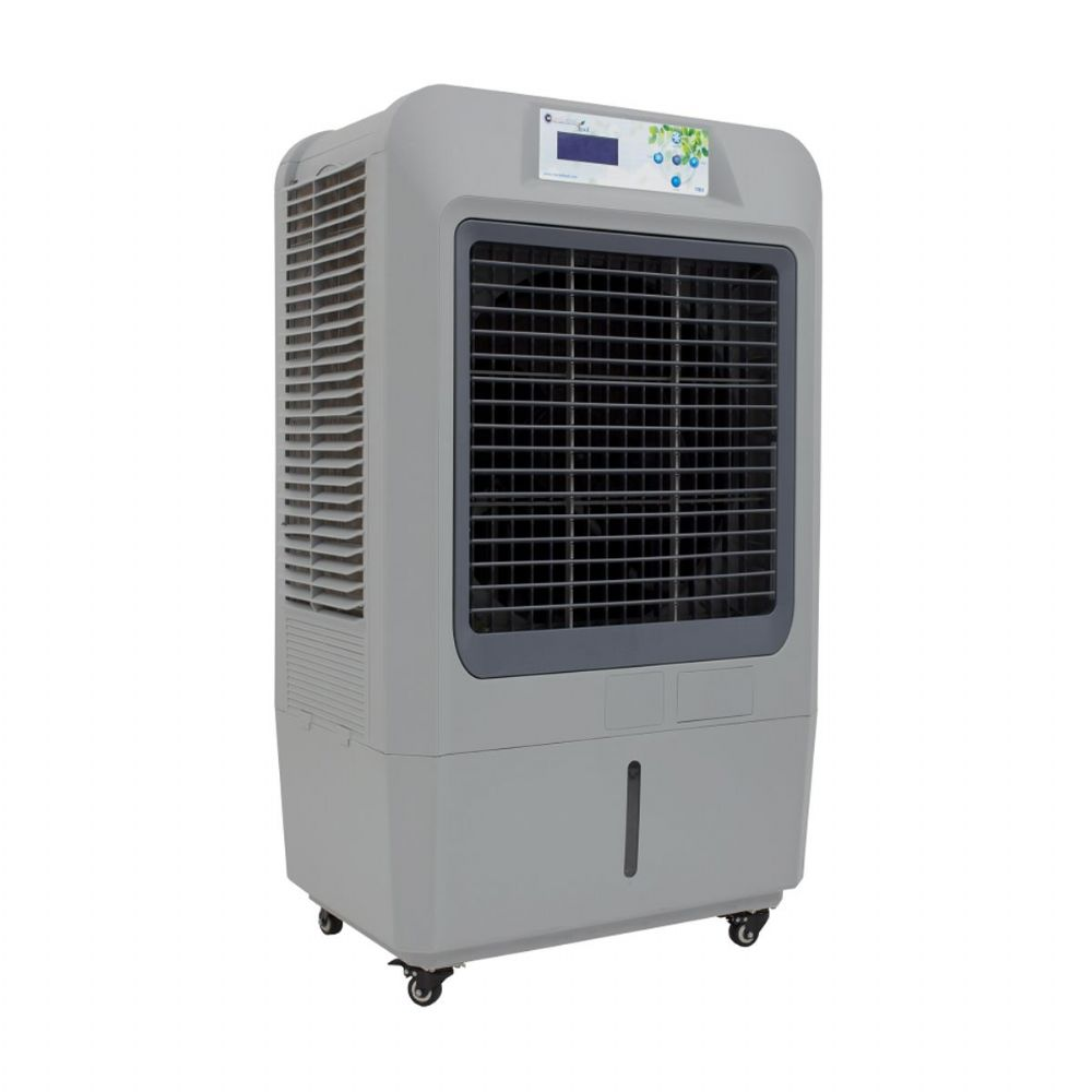 Masterkool IKOOL100 Remote Control Evaporative Cooler With Tough Casters And 93 Liter Tank 240V~50Hz
